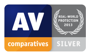 AV-Comparatives Silver 2013