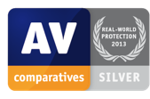 AV-Comparative.org Real Protection Test Silver 2013