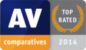 AV-Comparative Top Rated Product 2014-12